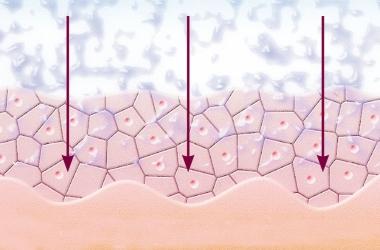 Mikrodermabrasion Schritt 3